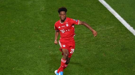 PREMIER - Manchester United may go after Coman
