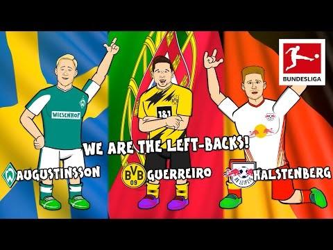 Best Left Back? – Guerreiro, Halstenberg, Augustinsson • EURO Dream Team Battle   Powered by 442oons