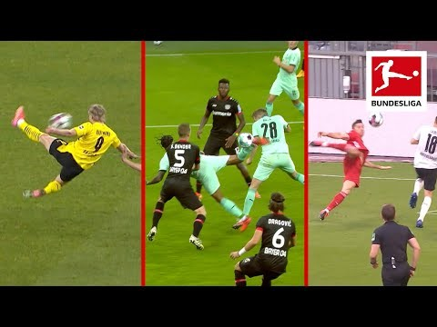 Impossible Strike! - Your Goal of the Season 2020/21 is …