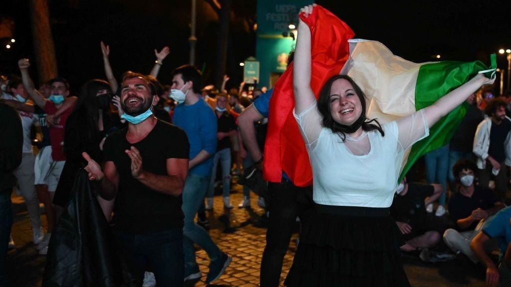 Euro 2020: Italy's opening win in Rome gave soccer fans the night they had been craving