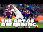 Best TACKLES AND BLOCKS   Sergio Ramos x Real Madrid