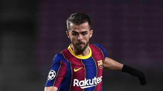 LIGA - Clubs piling up after Barça playmaker Pjanic