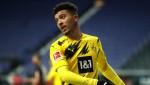 Man Utd make improved second offer for Jadon Sancho