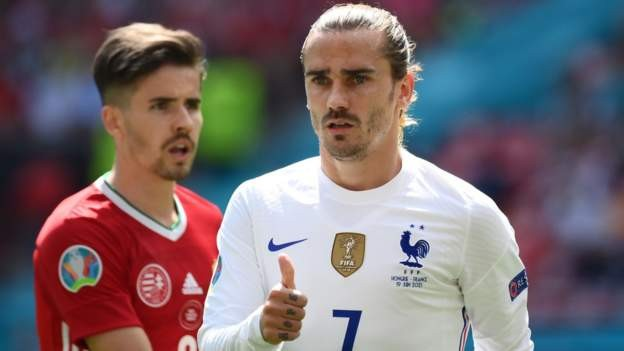 Griezmann Saves France In Hungary Footballghana