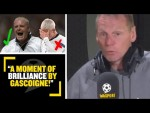 """""""A MOMENT OF BRILLIANCE BY GASCOIGNE!"""" Stuart Pearce says #ENG lacked a player like Gazza! #EURO2020"""