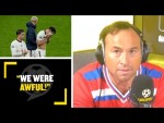 """""""WE WERE AWFUL!"""" Andy Goldstein & Jason Cundy SLAM England's draw with Scotland!"""