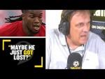"""""""MAYBE HE JUST GOT LOST?!"""" Tony Cascarino talks Portugal's Renato Sanches"""