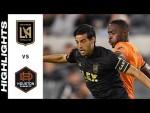 HIGHLIGHTS: Los Angeles Football Club vs. Houston Dynamo FC   June 19, 2021
