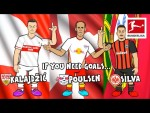 Best Striker? (1) – Silva, Poulsen, Kalajdžić,  • EURO Dream Team Battle   Powered by 442oons