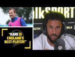 """""""KANE IS ENGLAND'S BEST PLAYER!"""" Andros Townsend backs Harry Kane to score goals at EURO 2020!"""