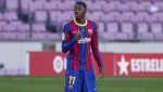 Ousmane Dembele tells Barcelona of desire to sign new contract