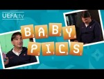 Can ZLATKO DALIC recognize his CROATIA players from their baby photos?