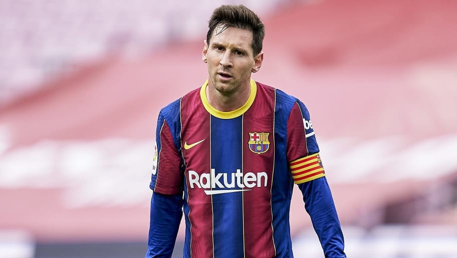 Javier Tebas tells Barcelona to reduce wage bill or play without Lionel Messi