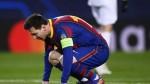 LIGA - Barcelona, Messi's new contract sled again
