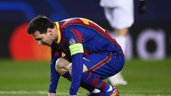 LIGA - Barcelona, Messi's new contract delayed again