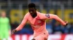 LIGA - Dembelé set to undergo surgery, Barcelona confirm