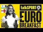 Euro talkSPORT Breakfast LIVE : Laura Woods, Ally McCoist & Andros Townsend