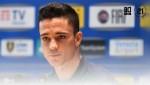 Giacomo Raspadori reveals his boyhood club, idol & dream 5-a-side team