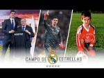 From LEFT BACK to GOALKEEPER | THIBAUT COURTOIS' story | REAL MADRID