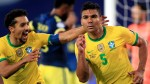 Brazil scores late in Copa epic win over Colombia