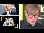 """""""DANIEL IS GOING AFTER TOP MANAGERS!"""" Simon Jordan shows sympathy for Spurs in their manager search"""