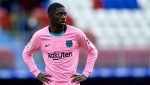 Ousmane Dembele out for 4 months after successful knee surgery