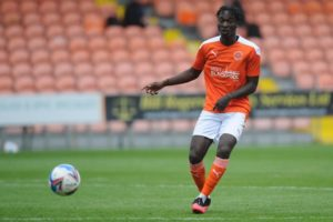 EXCLUSIVE: Blackpool in talks to extend contract with Ghanaian midfielder Cameroon Antwi