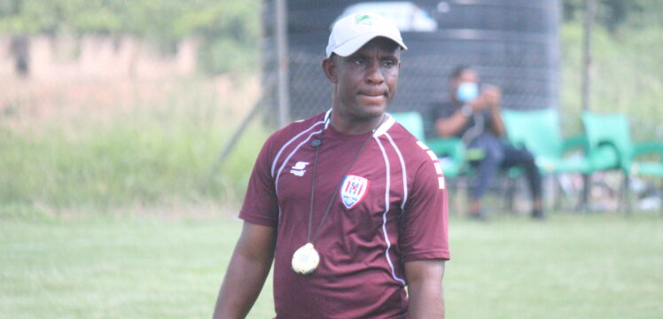 Lack of positive first round results have contributed to our fight for relegation - Inter Allies coach Aboagye