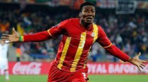 Agyemang Badu: Ghana in need of a striker of Asamoah Gyan's calibre