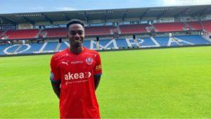 Ebusua Dwarfs midfielder Benjamin Acquah completes move to Swedish club Helsingborgs IF