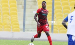 Asante Kotoko defender Ismail set to be out for two-weeks