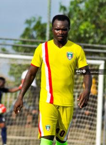 Techiman Eleven Wonders will escape relegation - Defender Amos Frimpong assures