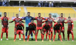 Asante Kotoko set to sack eight players ahead of new season
