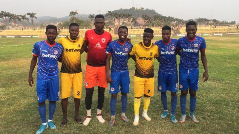 20/21 Ghana Premier League matchday 30: Liberty Professionals v Ashanti Gold SC preview