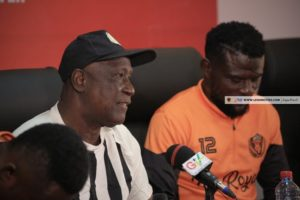 We are not going into Hearts game as underdogs – Legon Cities coach Bashir Hayford