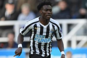 Ex-Newcastle United winger Atsu says Black Stars deserve criticisms from Ghanaians