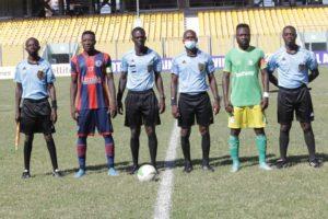 GPL: Match officials for week 30 announced