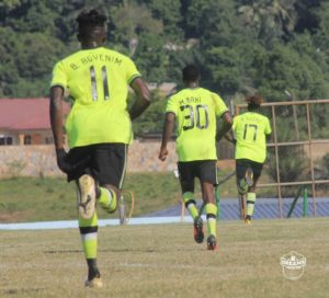 20/21 Ghana Premier League matchday 28: Dreams FC thump Elmina Sharks 2-0 in Dawu