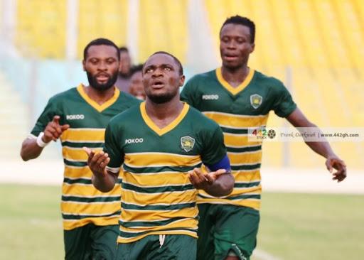 20/21 Ghana Premier League matchday 30: Ebusua Dwarfs boost survival hopes with 1-0 win against Inter Allies