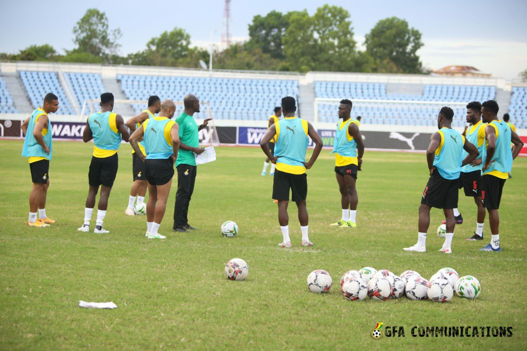 Ghana to hold final training session today ahead of tough Ivory Coast clash
