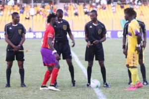 20/21 Ghana Premier League matchday 29: Hearts of Oak hammer Medeama SC 2-0 to stay top of league table