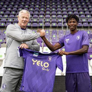 OFFICIAL: Inter Allies FC teenager Abraham Okyere joins Belgian side Beerschot V.A