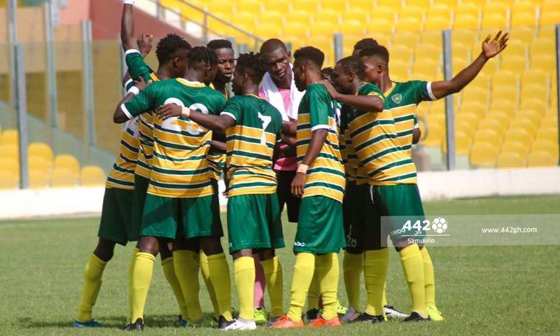 Ghana Premier League: GFA dismisses Ebusua Dwarfs' appeal against DC decision on protest against Legon Cities