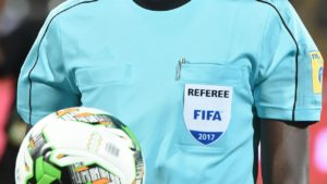 Ghanaian referees have wicked minds - George Ofosu-Ohene