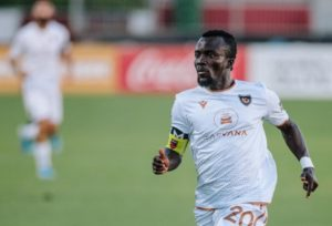 Attacker Solomon Asante named in USL team of the week