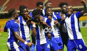 20/21 Ghana Premier League matchday 30: Great Olympics beat Bechem Utd 1-0 to end winless run