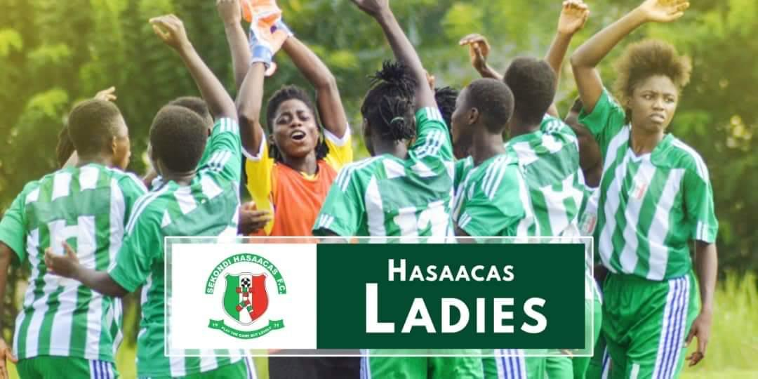 CAF Women's Champions League: Hasaacas Ladies cleared to compete in tournament