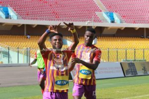 In-form Hearts of Oak thrash Liberty 3-0 in MTN FA Cup Round 64