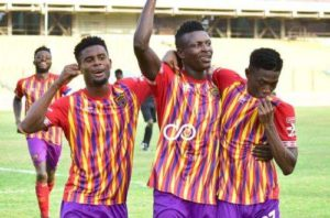 MTN FA Cup: Hearts of Oak thrash Windy Professionals 4-1 to book place in Round 16