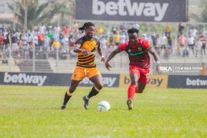 20/21 Ghana Premier League matchday 28: Asante Kotoko v Ashanti Gold SC starting lineups